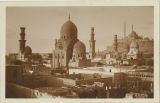 [Cairo - Mamelouk Tombs and Citadel]