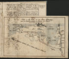 Maps from E.L.F. Hauet manuscripts
