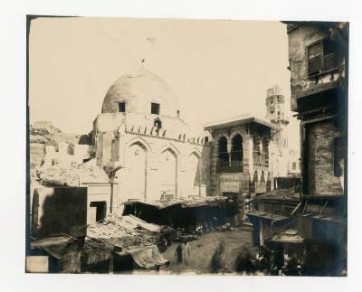 """<bdi class=""""metadata-value"""">Mausoleum of al-Salih Nagm al-Din and Sabil-Kuttab of Khussru Pasha</bdi>"""