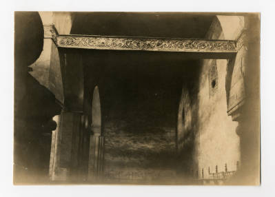 "<bdi class=""metadata-value"">A wooden beam in mosque of al-Hakim</bdi>"