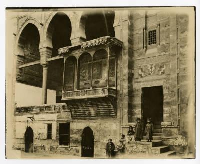 "<bdi class=""metadata-value"">Maq'ad of al-Sultan Qaitbai's house (aka Bayt al-Razzaz)</bdi>"