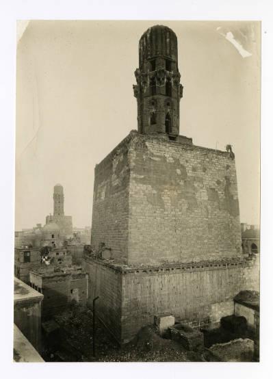 "<bdi class=""metadata-value"">Minaret of al-Hakim mosque</bdi>"