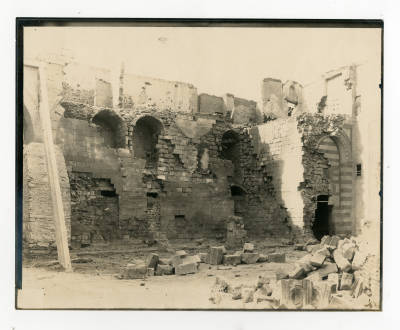 "<bdi class=""metadata-value"">Courtyard of al-Sultan Barquq's mausoleum at the Northen Cemetery</bdi>"